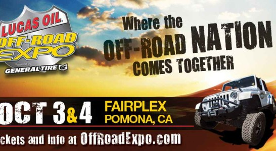 The 2015 Lucas Oil Off-Road Expo